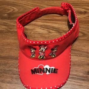 Girl's Disney Minnie Mouse Cap